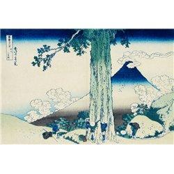 View of Mount Fuji, ca. 1829-1833