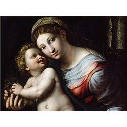 Madonna e Bambino (detail)