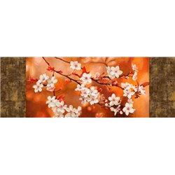 Orange Sakura