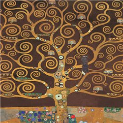 TREE OF LIFE (BROWN VARIATION) II