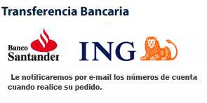 Logos Transferencia Bancaria