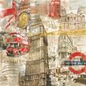 Laminas Ciudades Londres