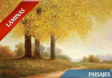 laminas de paisajes